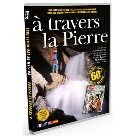 DVD À travers la Pierre