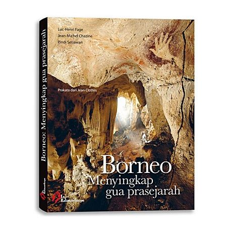 BOOK Borneo, Memory of the Caves